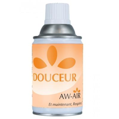 Recharge parfum d'ambiance DOUCEUR AW-AIR