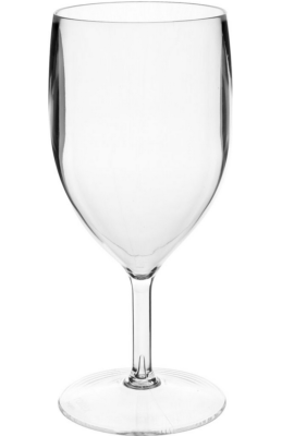 Verre à vin incassable 18cl