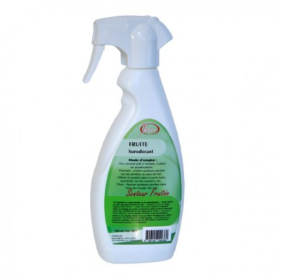 Surodorant spray fruité - 500ml