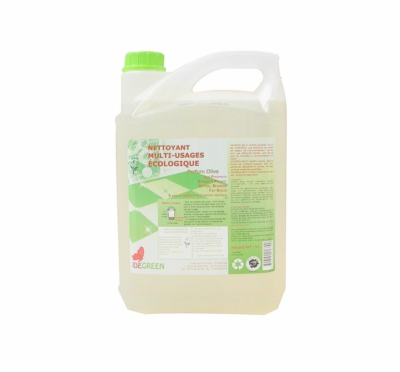 Nettoyant multi-usages IDEGREEN - 5L