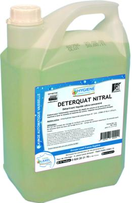 Détartrant désinfectant DETERQUAT NITRAL - 5L